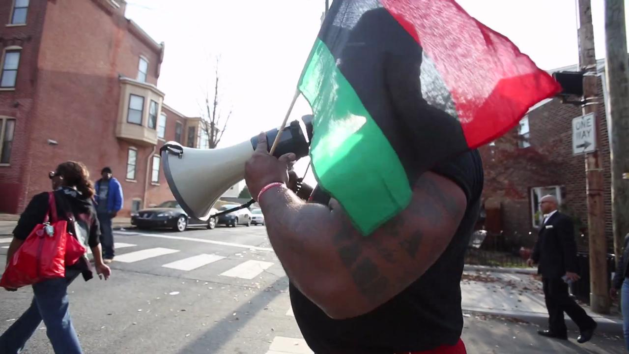 Marchers press police over 'Bam' McDole shooting