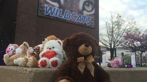 Killing at Howard High School shakes students