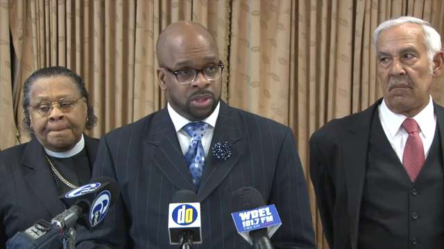 Black leaders want feds to investigate McDole shooting