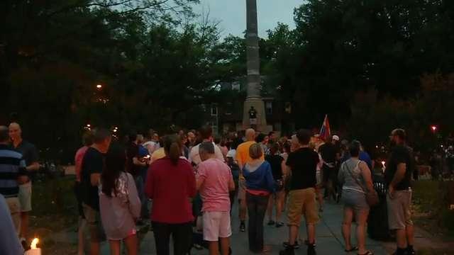 Vigil held in Wilmington to honor Orlando shooting victims