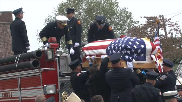 Fallen Wilmington firefighters laid to rest