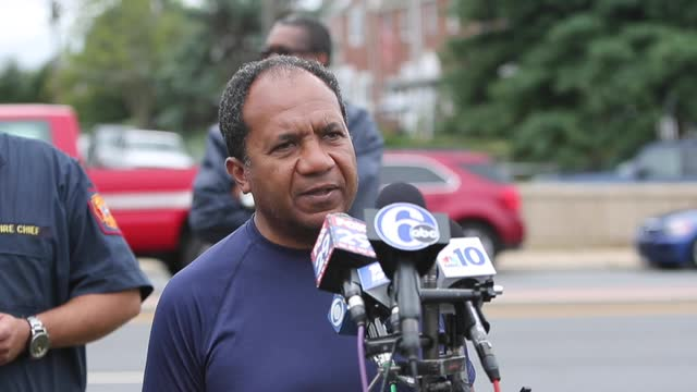 Mayor Williams: My heart is heavy