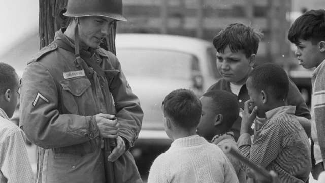 National guardsman looks back on Wilmington race riots