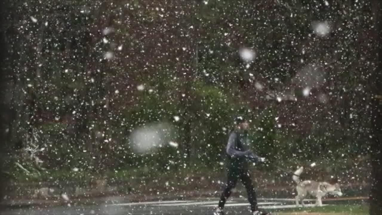 Delaware is set to see its first measurable snowfall Thursday night in a small storm that will likely leave Friday's commute messy and slow.