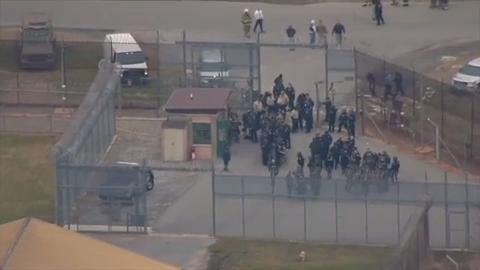 Two corrections staff members remain hostage at Smyrna prison