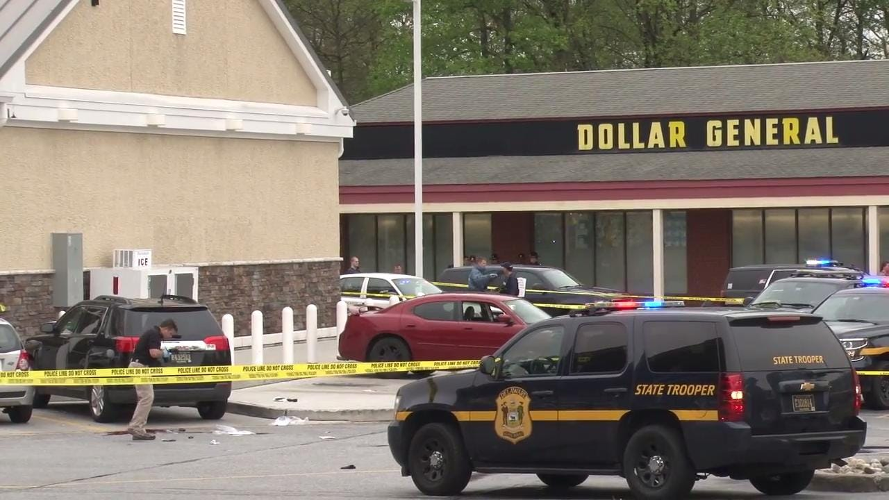 Witness describes shooting in Wawa parking lot