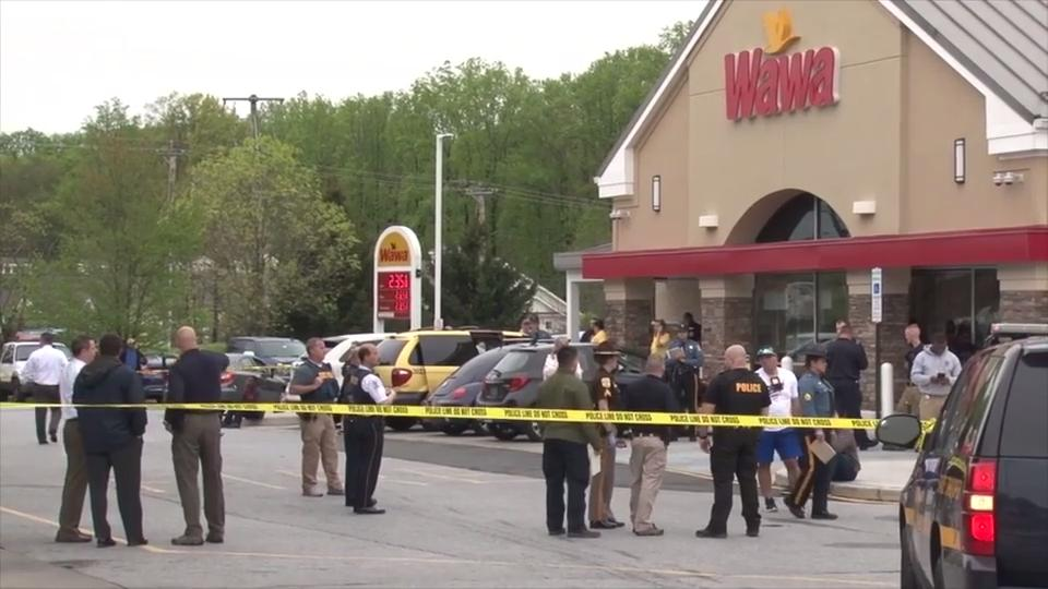 Delaware state trooper killed at Bear Wawa