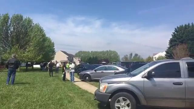 Police investigate after standoff near Middletown