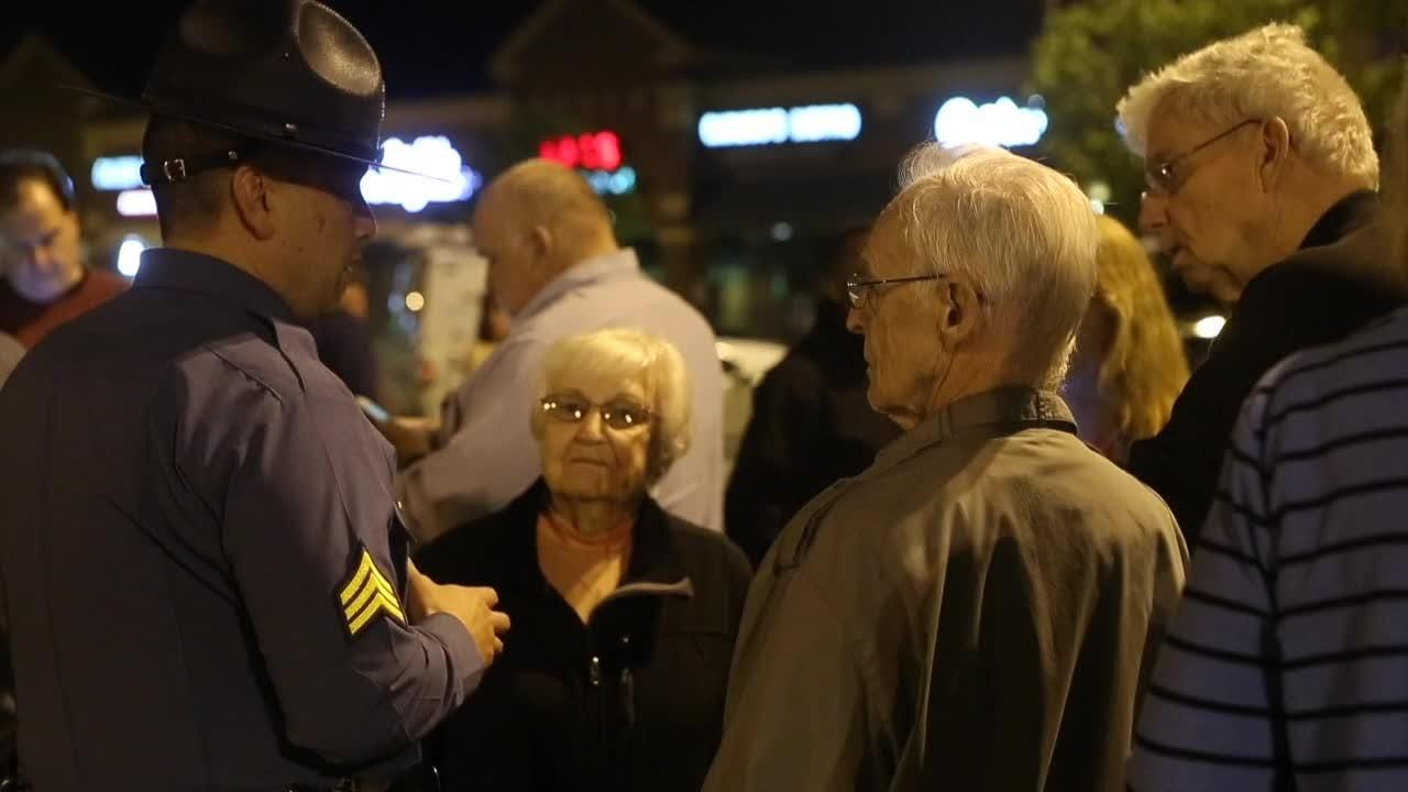 Shutout Middletown residents wait, get help