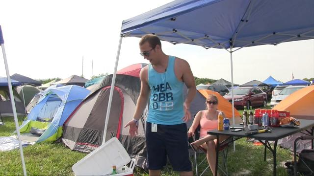 Six-time Firefly camper Jeff Taviano shares his survival tips