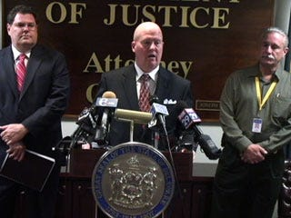 News Journal Archive: AG says many broke law in Bradley case