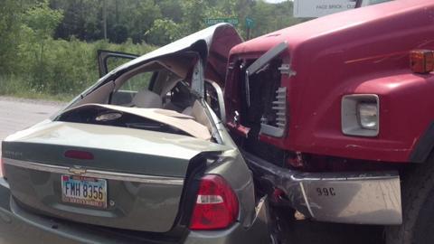 Mansfield man killed in fatal crash