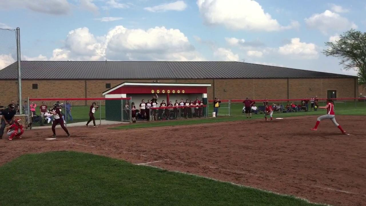 Footage from Oak Harbor's Division III sectional final victory Friday.