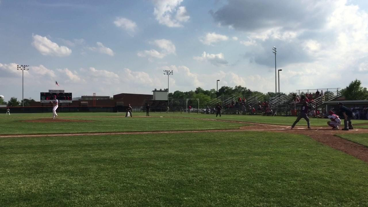 Footage from Genoa's Division III regional semifinal victory Thursday at Elida Middle School.