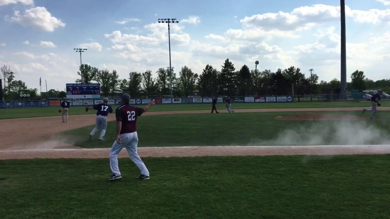 Footage from Genoa's Division III district final victory Saturday at Defiance.
