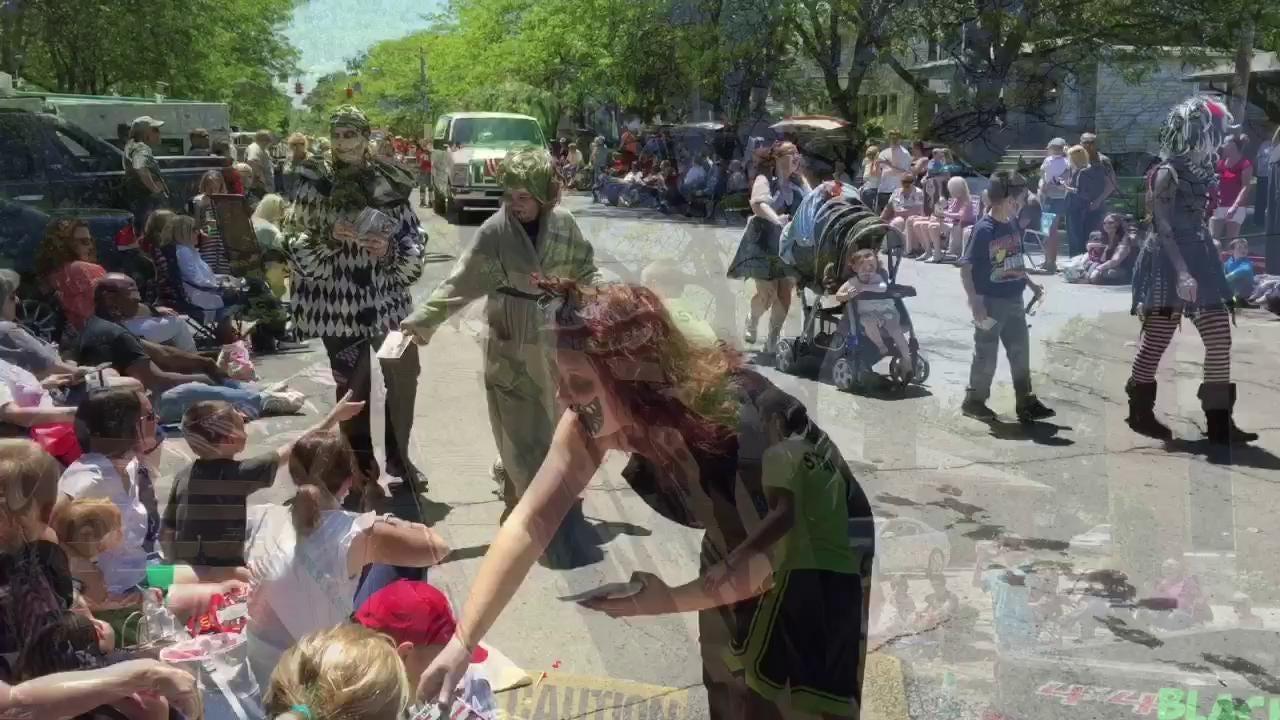 The Civillian Marksmanship Program sponsored the annual Main Street Port Clinton Walleye Festival Parade on Saturday, May 23, 2015, in downtown Port Clinton.