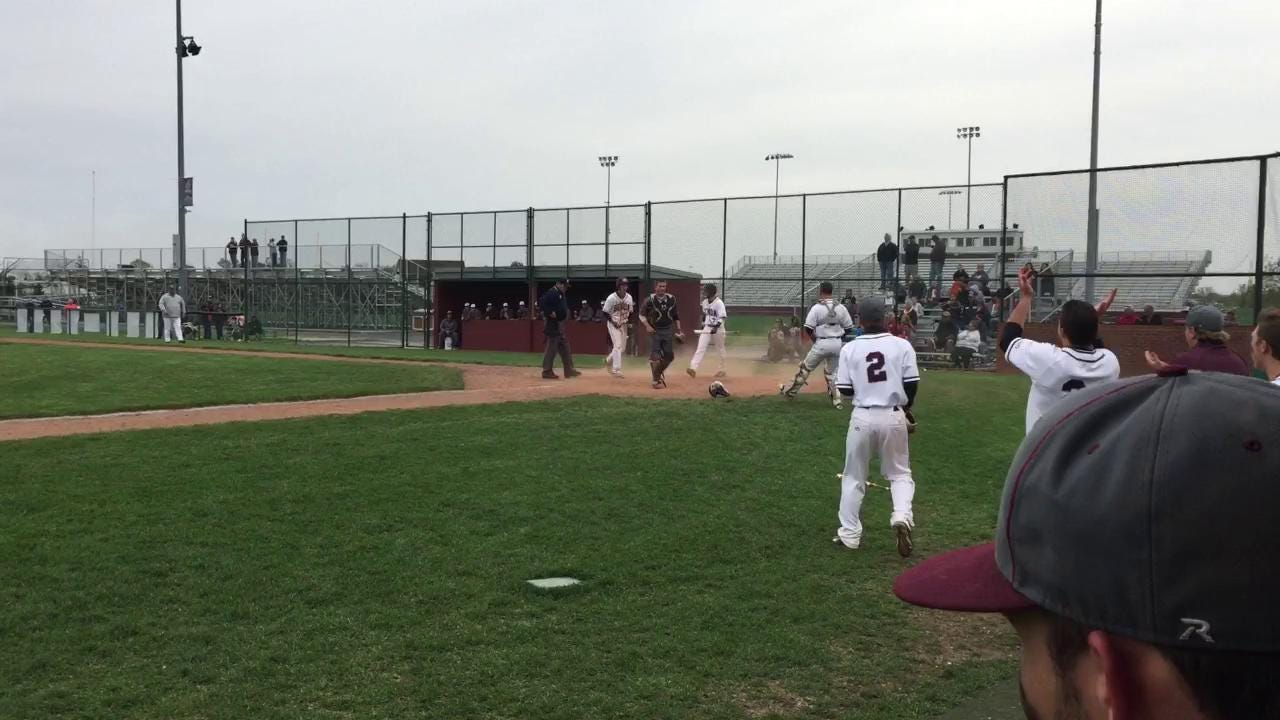 Footage from Genoa's sectional final victory Thursday.