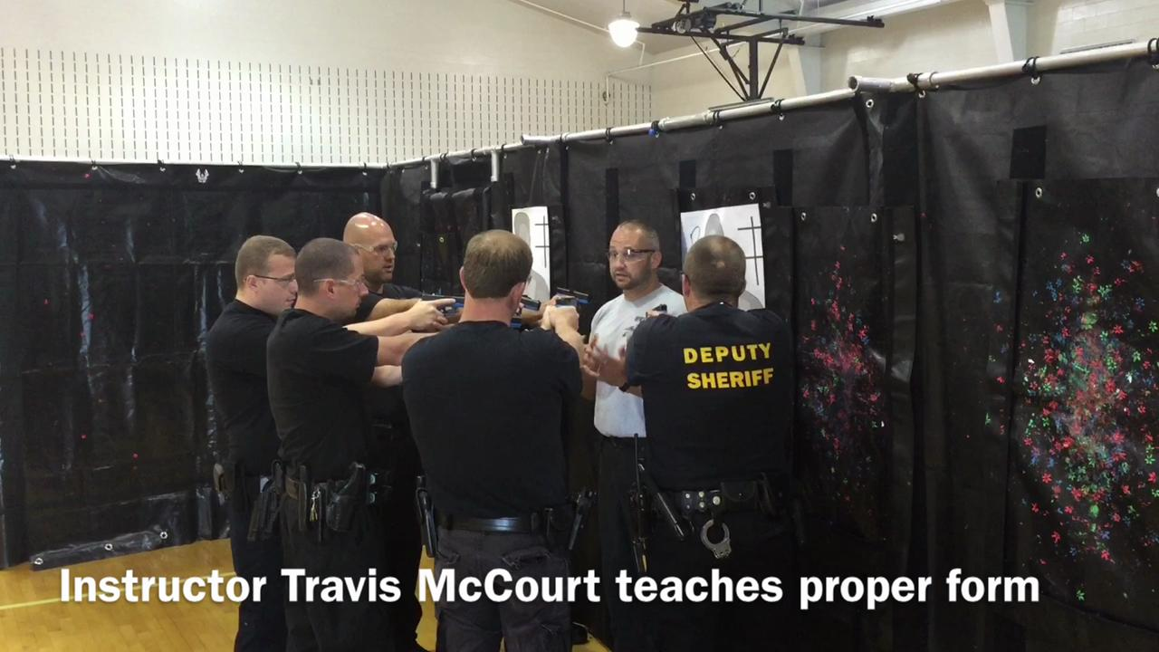 Local Police receive free training