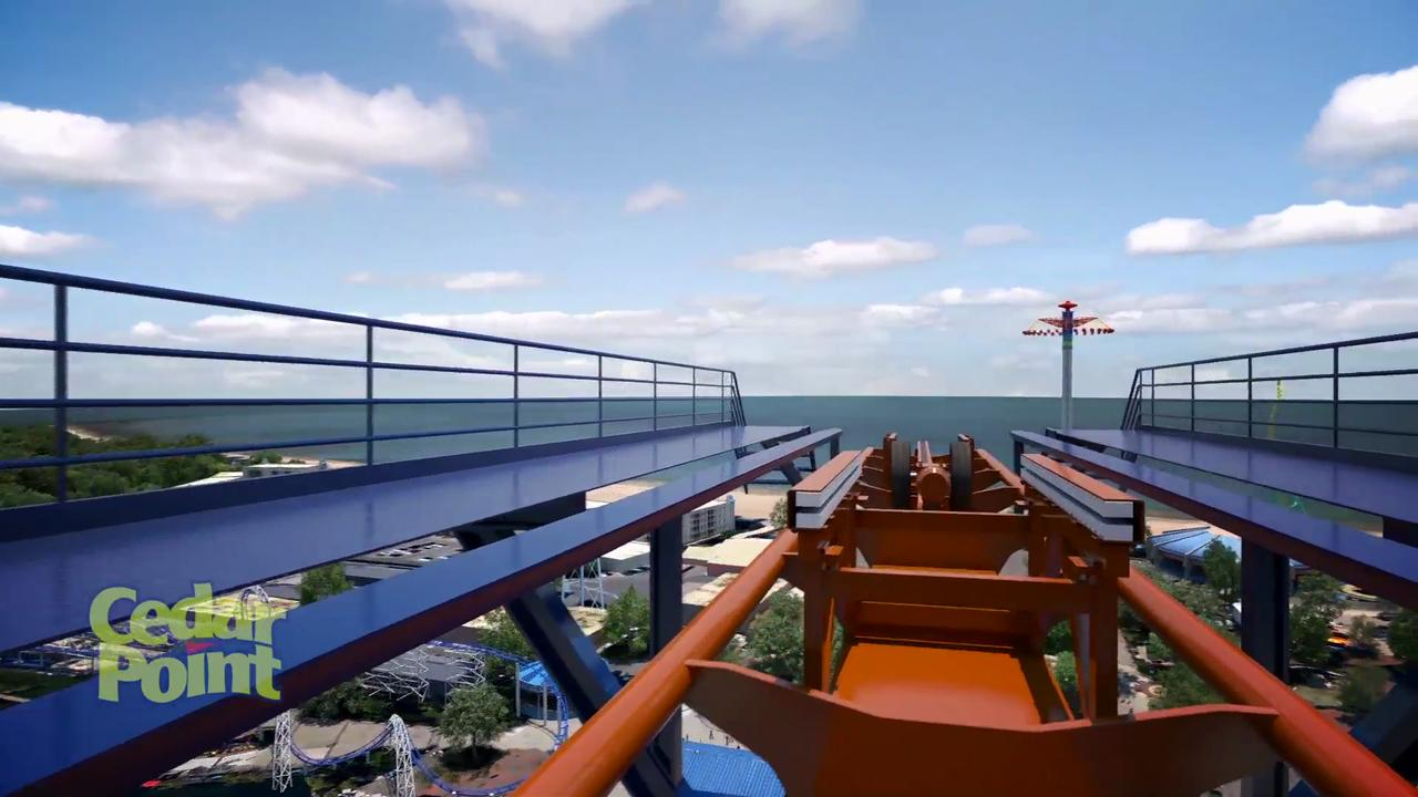 Cedar Point has confirmed it is unleashing Valravn, a record-breaking Dive Coaster, in 2016.