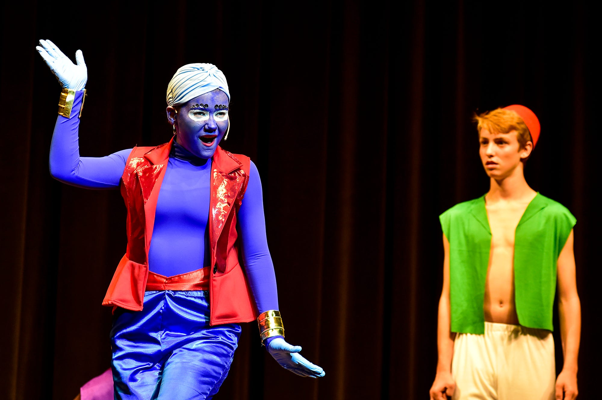 Palace Theatre Presents Disney's Aladdin Jr.