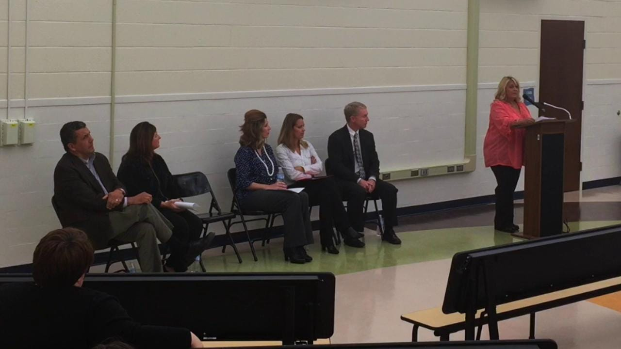 The News Herald hosted a public candidates forum at 6:30 p.m. Wednesday at Bataan Memorial Elementary School, 525 W. 6th St., Port Clinton. Mayor Vince Leone accepted an invitation. Candidates for city council and school board were also invited.