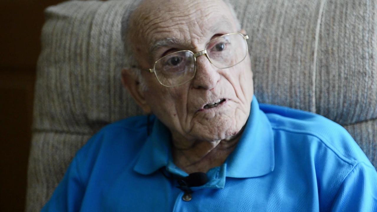 WWII Veteran - Charles Holcomb