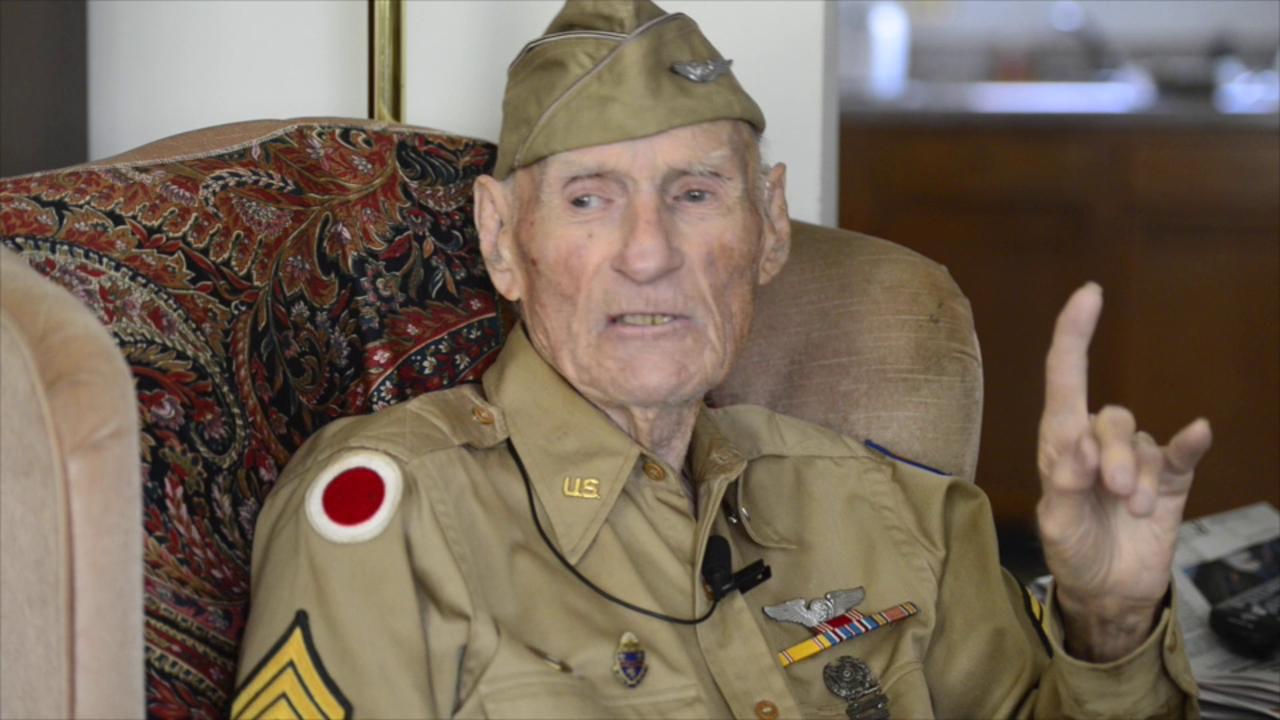 WWII Veteran - Jim McGrady