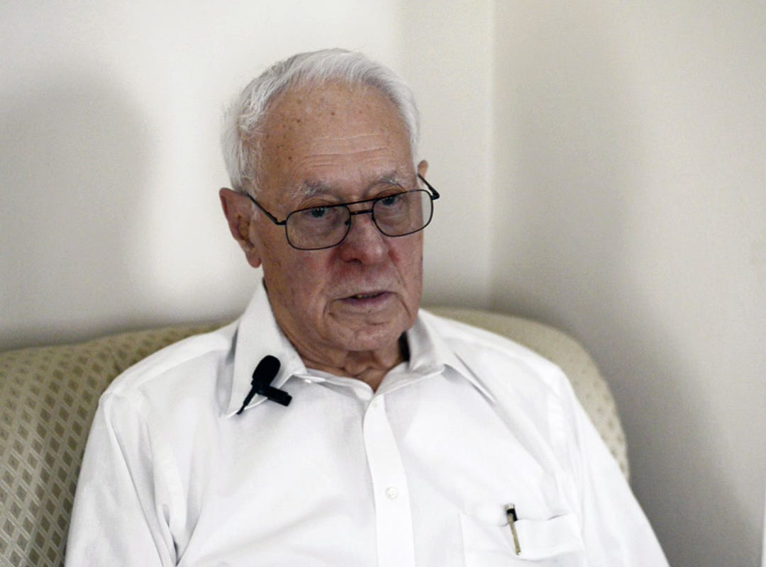 WWII Veteran - Walter Auxter