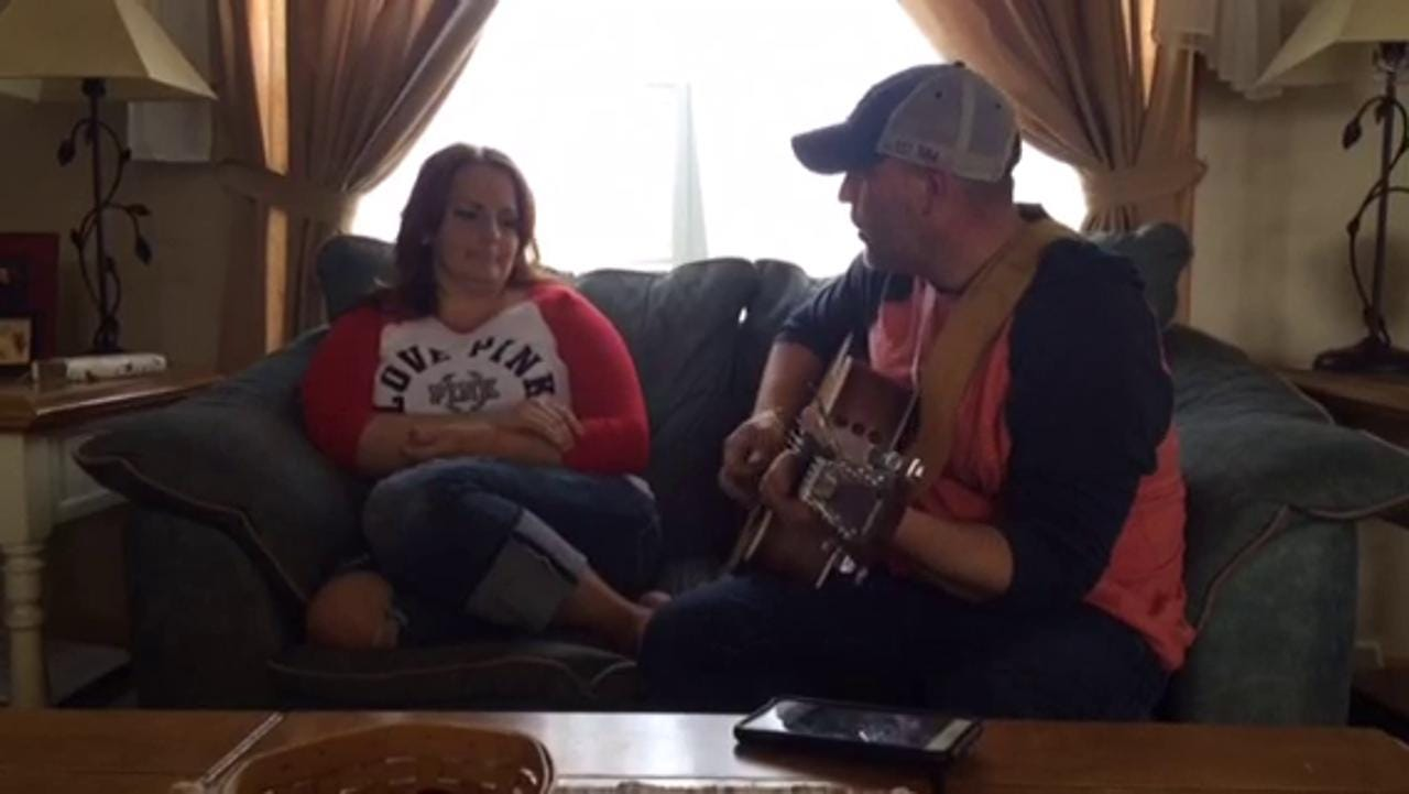 Man on quest to sing with Keith Urban