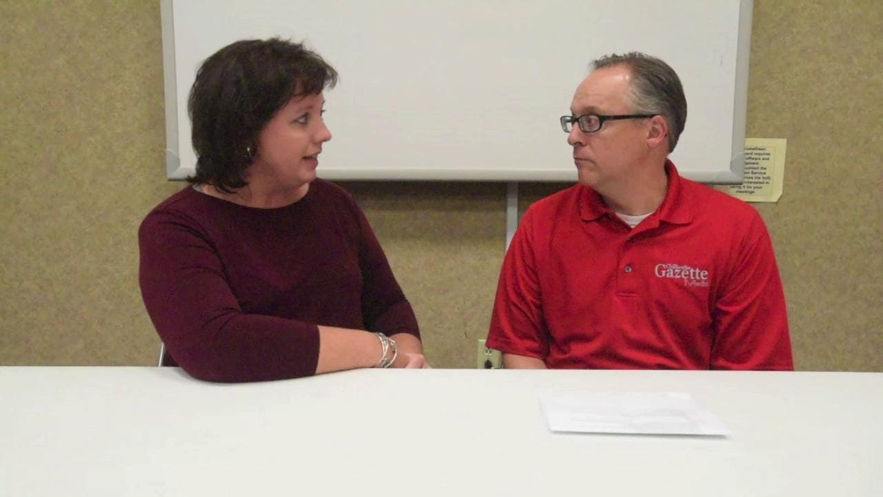 Mike Throne and Sarah Williamson discuss what the Board of Elections does to prepare for Election Day.