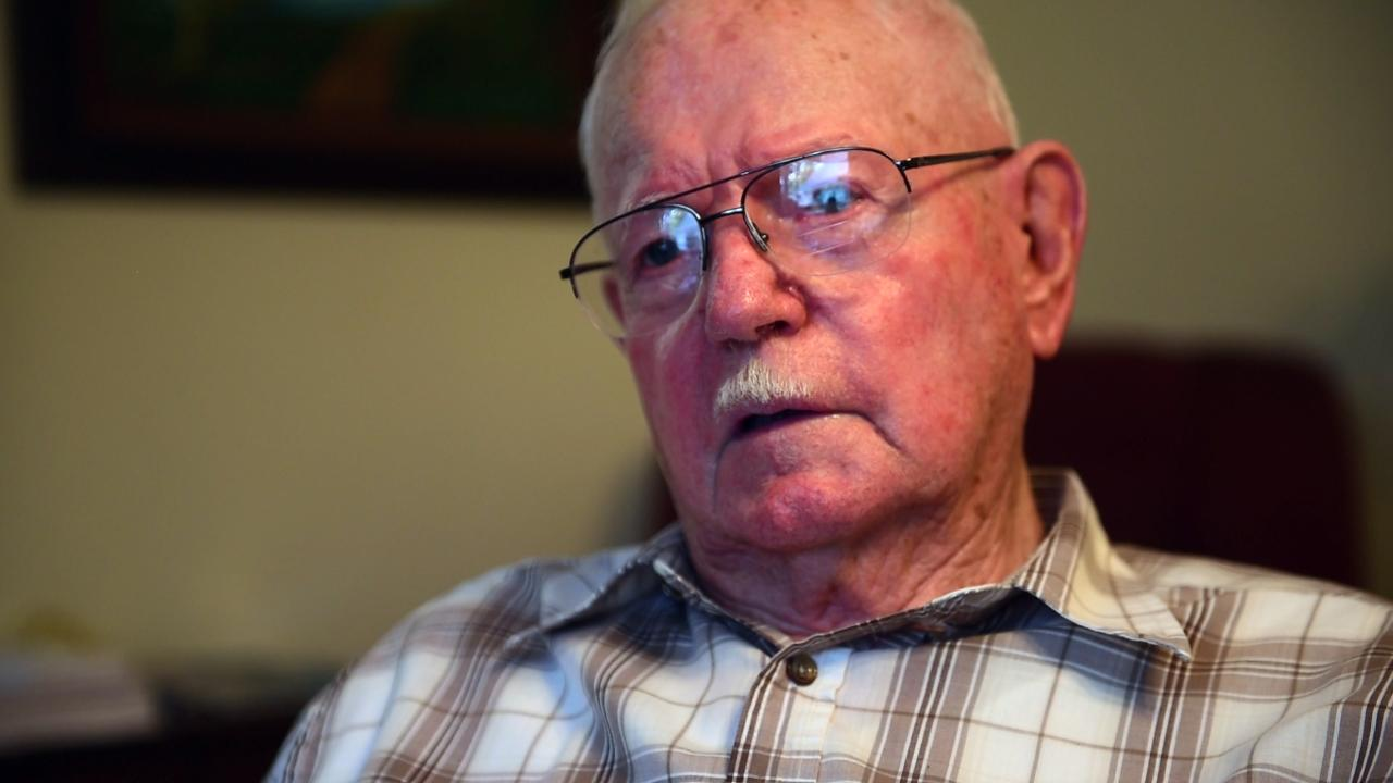 WWII veteran - Richard Willer