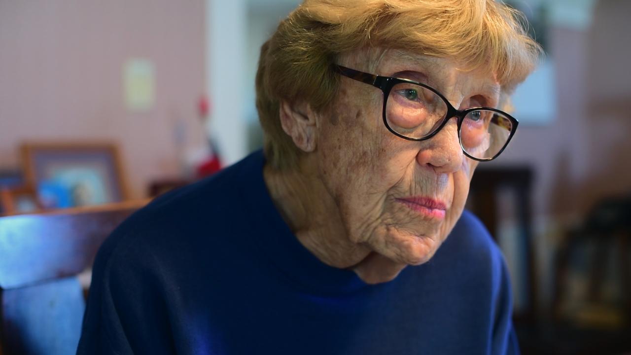 WWII veteran - Alice Miller