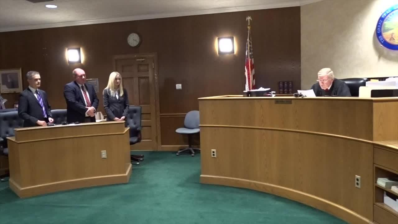 RAW VIDEO: Lancaster mayor pleads guilty