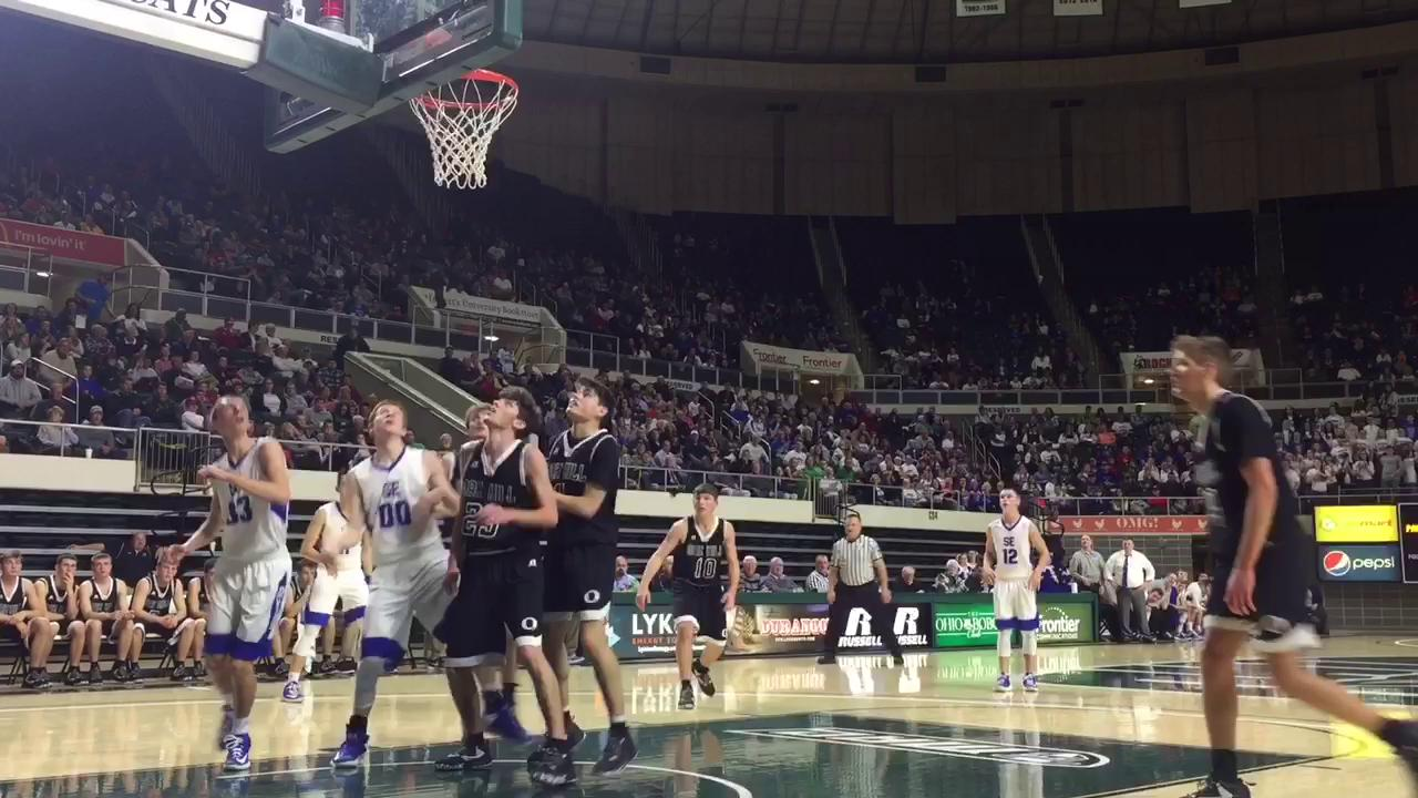 Southeastern beat Oak Hill 35-31 Saturday night in a Division III district final.