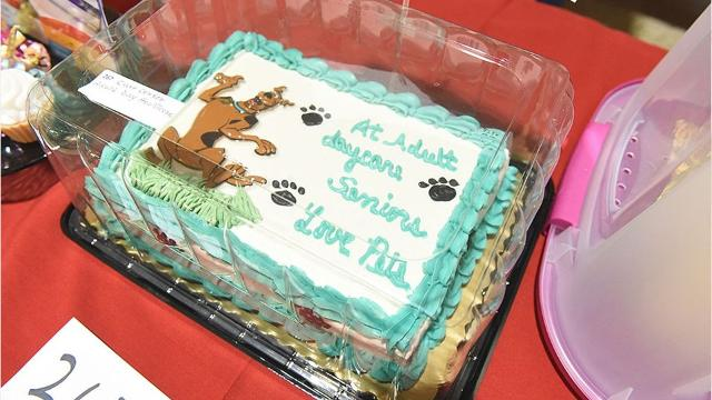 Annual cake auction is Thursday and Friday