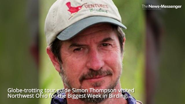 More than 75,000 birders flock to Northwest Ohio every year for the Biggest Week in American Birding. Magee Marsh in Ottawa County draws many birders because the park is ideally located on two major flyways.