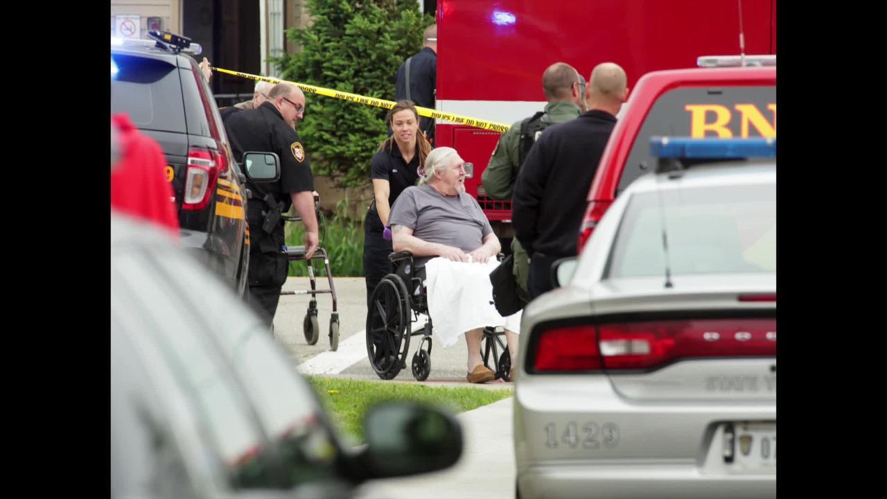 Kirkersville shooting 911 call