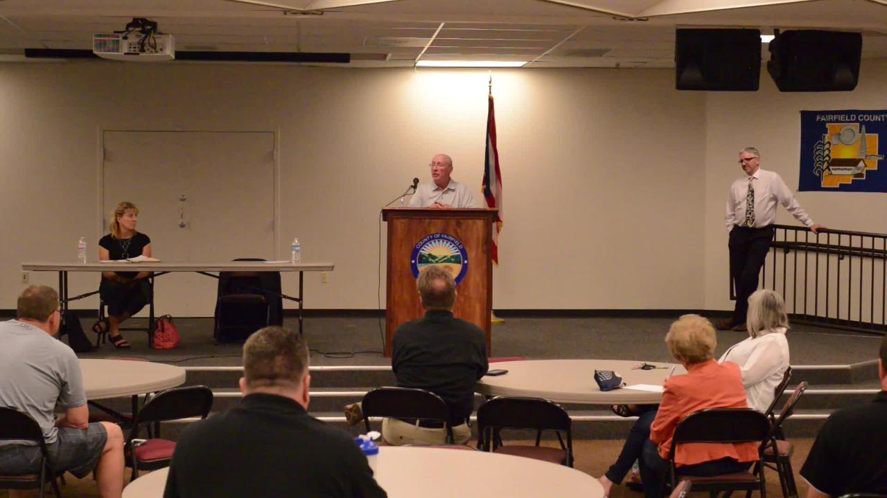 John Baus nominating speech for Lancaster City Council