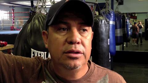 Marcos Caballero speaks on Francisco Leal death