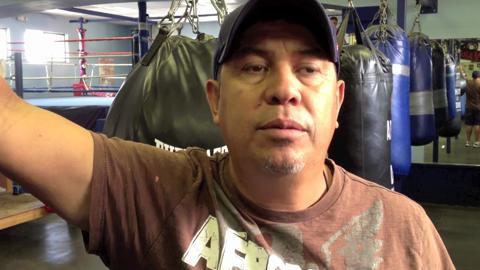 Marcos Caballero habla sobre la muerte de Francisco Leal