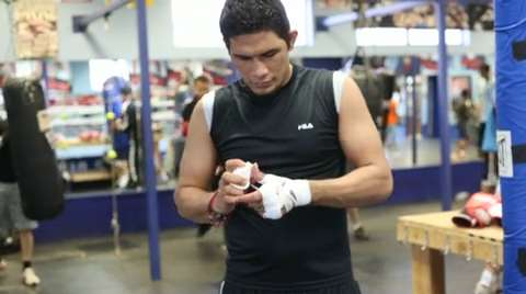 A 'miracle' former boxer Angel Osuna still alive