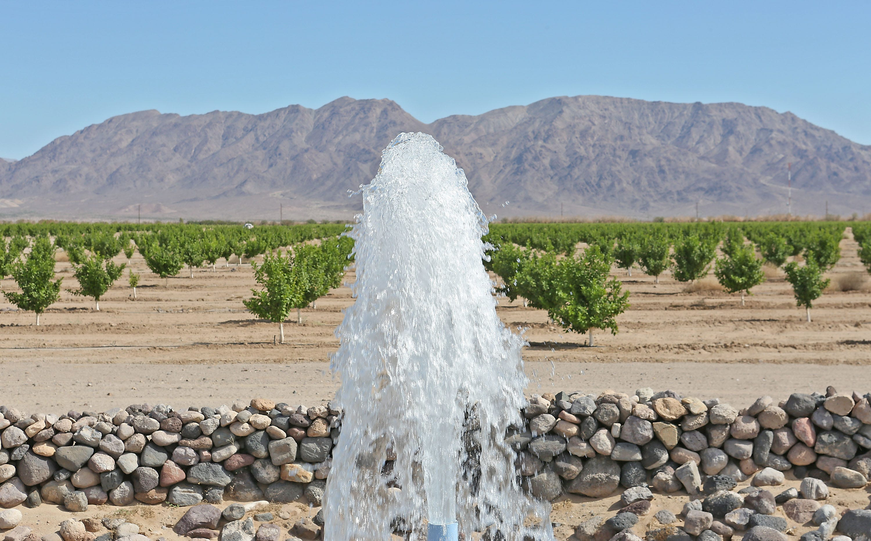 Company plans to pump Mojave Desert aquifer