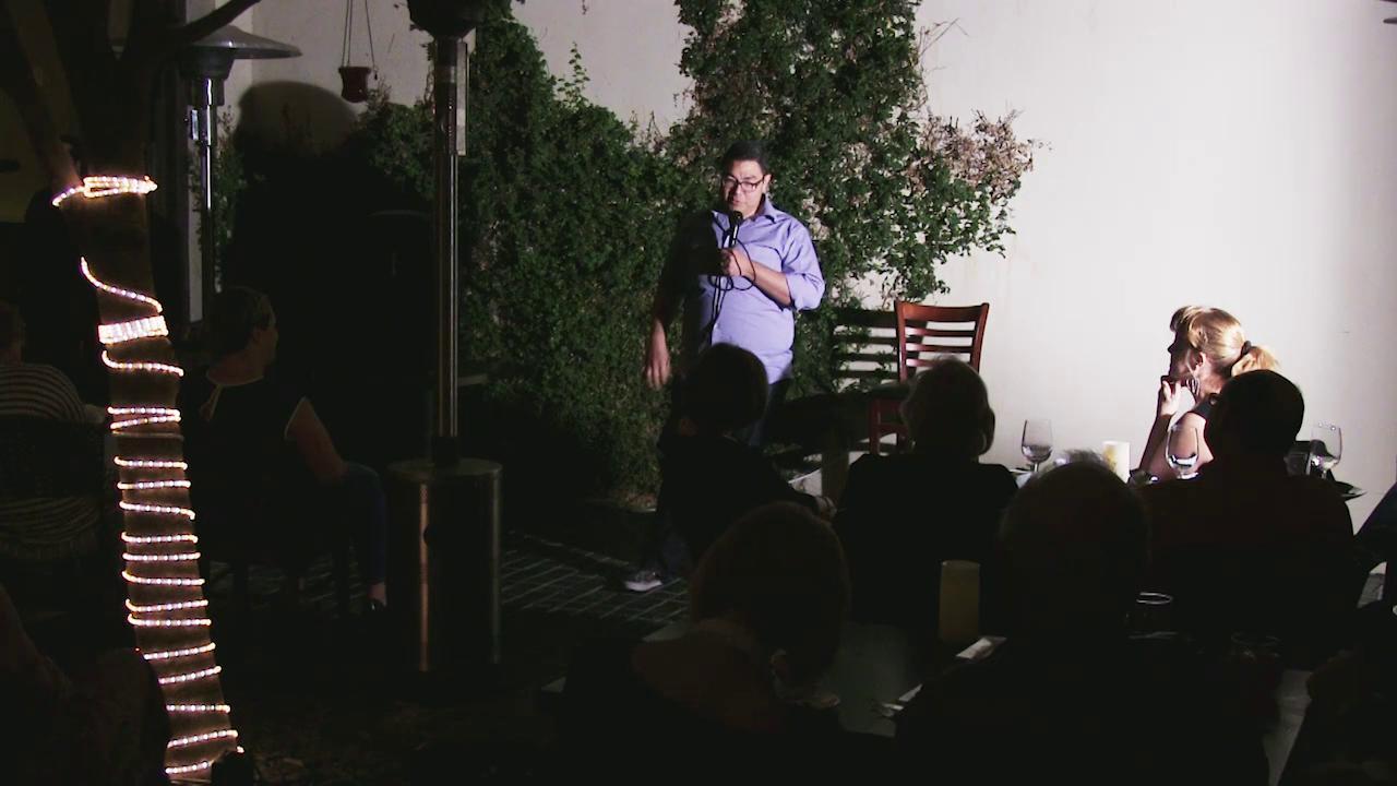 Storyteller Jacob Cantu