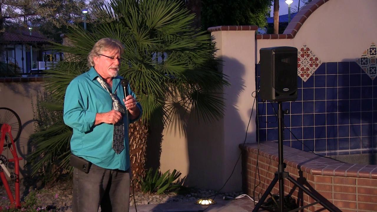 Storyteller Gideon Cohn