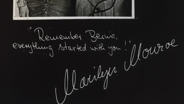 Columnist Bruce Fessier talks about Marilyn Monroe's ties to Palm Springs.