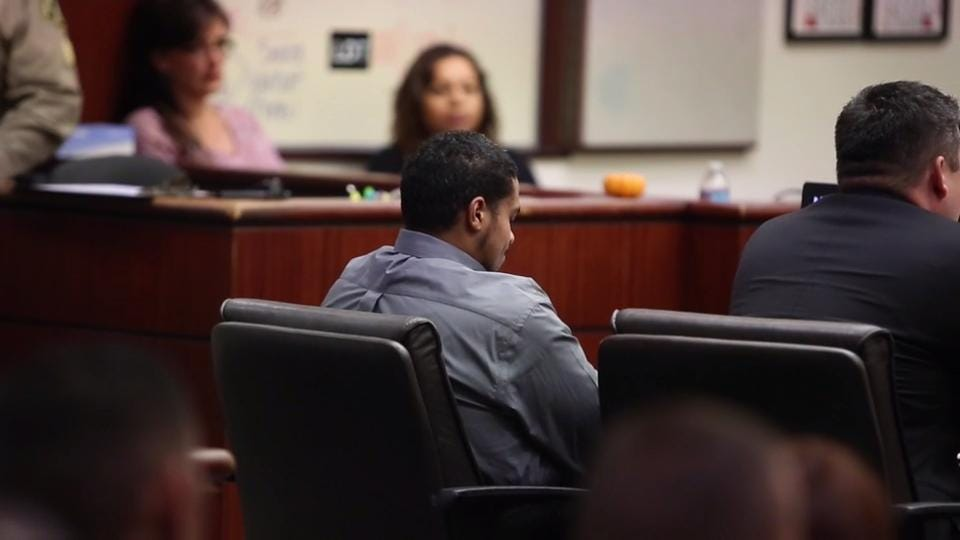 First court hearing for John Felix, cop killer suspect