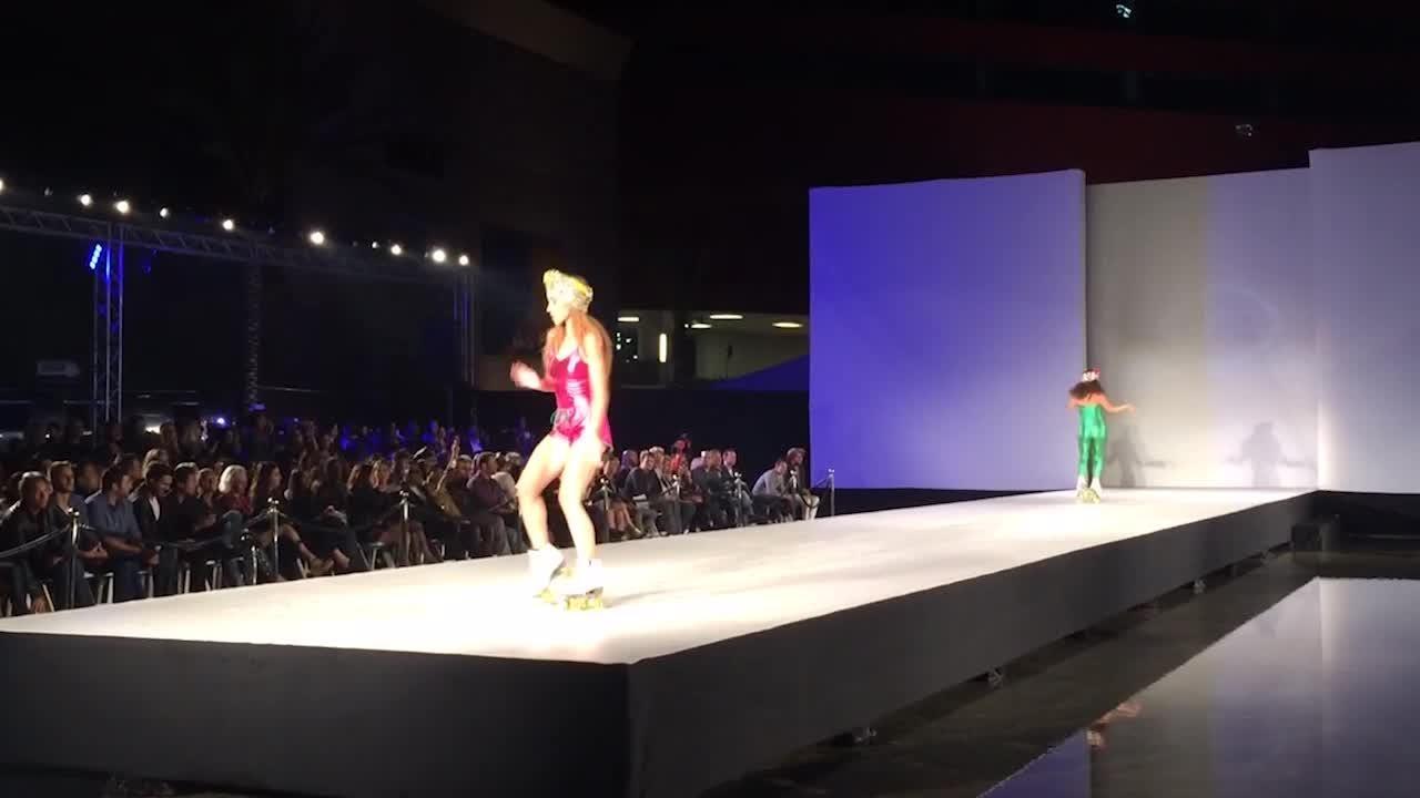 Johana Hernandez From Amazon Prime S Fashion Hero In Palm Springs