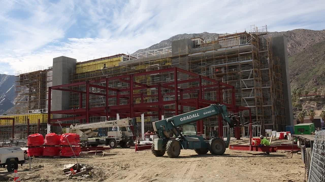 Bribery charge endangers downtown Palm Springs project