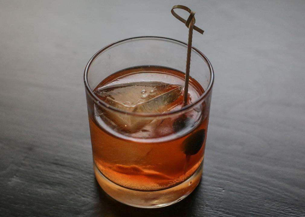 Fortun's Proper Old Fashioned