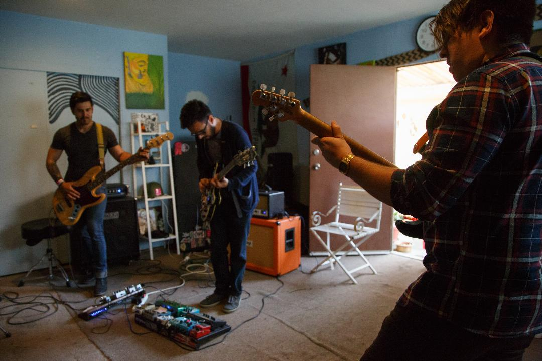 This East Valley Instrumental Band Does Not Need A Vocalist